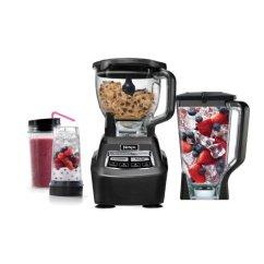 Ninja 1500 Watt Mega Kitchen System Barn House Bl770 Blender With Single Serve | Healthy ...