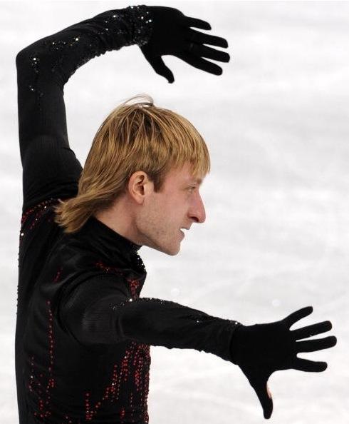 Evgeni Pluschenko Vancouver Olympics 2010 free program