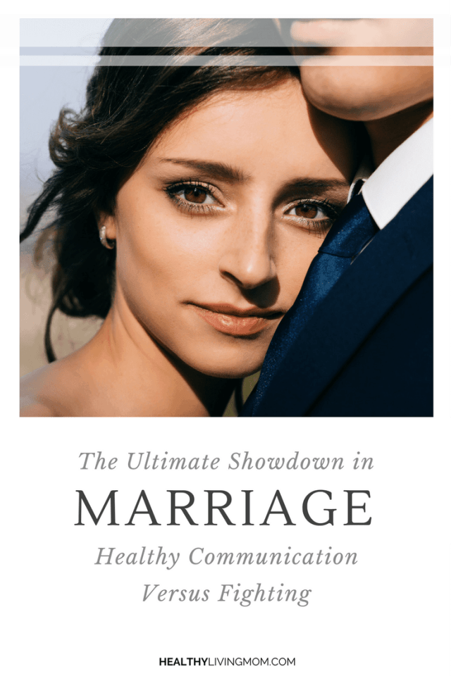 Opposites attract then they attack, right? Fighting in marriage—is it the answer to building stronger bonds of trust and love—or is healthy communication? Do you really need to fight to build strong bonds of trust and love?