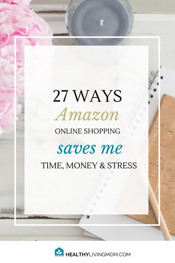 As a mom, when you need to buy something, time is money. That's why as a mom I rely on Amazon online shopping. It saves me time, money, and stress. #amazon #amazonshoppingonline