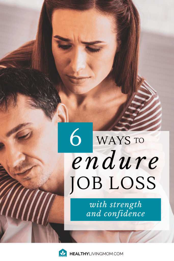 Job loss can be one of the darkest times in a person's life. It has been for me. But this time I know these 6 things so I know it won't turn out that way.