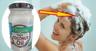 -How To Put Coconut Oil In Your Hair To Stop It From Going Gray, Thinning Or Falling Out