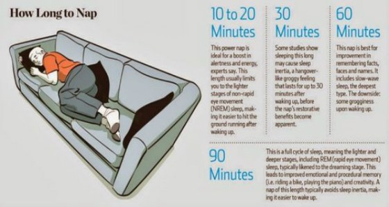 -Napping can Dramatically Increase Learning, Memory, Awareness, and More