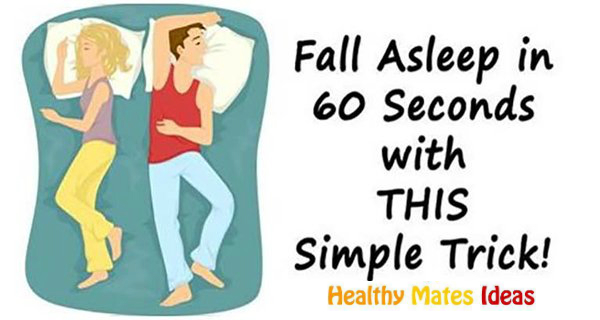 -How to Fall Asleep in 60 Seconds!!!