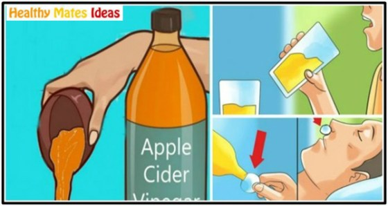 Drink Apple Cider Vinegar in this Way Before Bed Because You Will Change Your Life For Good
