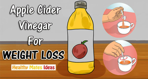 APPLE CIDER VINEGAR ISN'T A FAD, IT'S A WEIGHT LOSS WEAPON AGAINST STUBBORN BELLY FAT