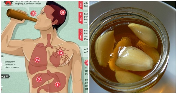 See What Happens When You Eat Garlic And Honey On An Empty Stomach For 7 Days!
