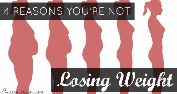 8 Surprising Reasons You're Not Losing Weight!