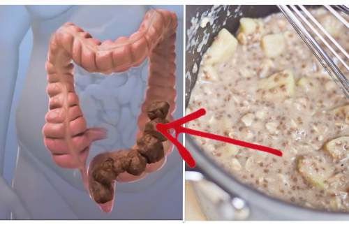 HOMEMADE MIXTURE THAT WILL CLEAN YOUR COLON OF TOXIC WASTE!