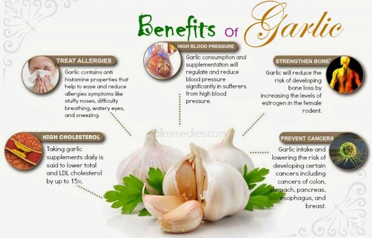 Healthy Risks When You Need To Avoid Garlic!!!