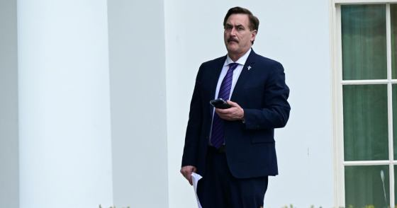 Made your bed: Dominion sues MyPillow CEO Mike Lindell for $1.3bn | American Voter News