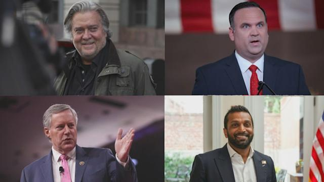 Bannon fires up 'shock troops' for next GOP White House!!!
