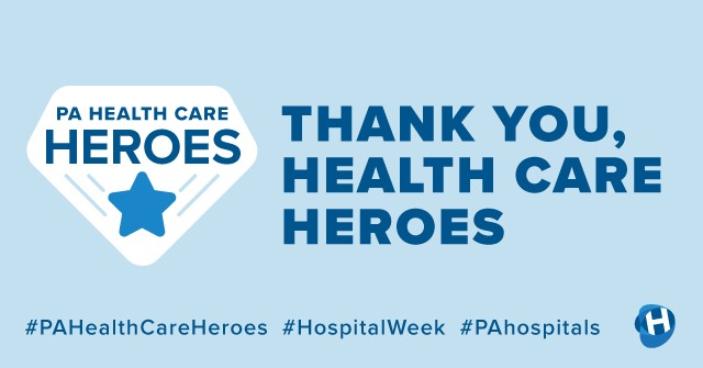 Thank You, Health Care Heroes
