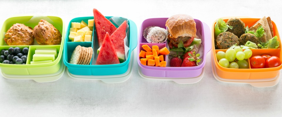 5 Easy Tips For A Healthy Balanced School Lunch