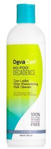 DevaCurl No-Poo Decadence Zero Lather Ultra Moisturizing Milk Cleanser