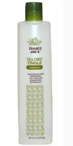 trader joes tea tree tingle shampoo