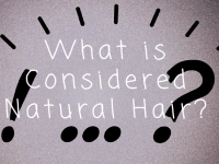 what is considered natural hair?