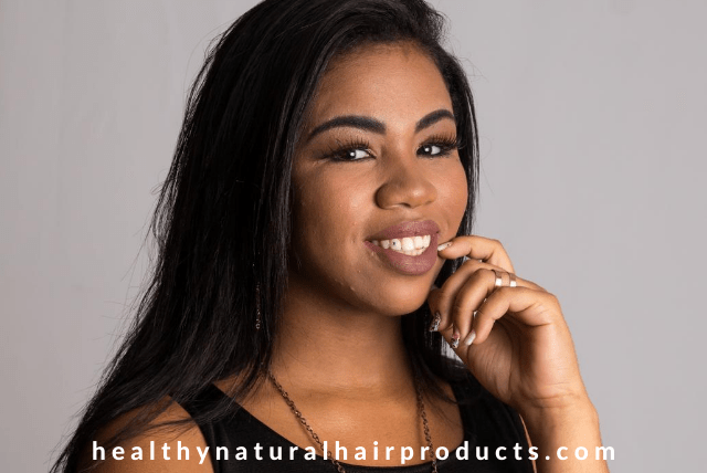Thermal Straightening Natural Hair - Pros & Cons