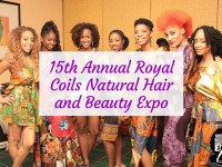 15th Annual Royal Coils Natural Hair and Beauty Expo
