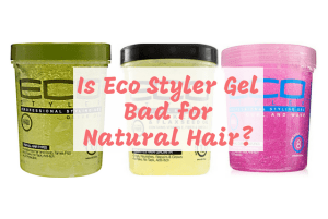 Is Eco Styler Gel Bad for Natural Hair?