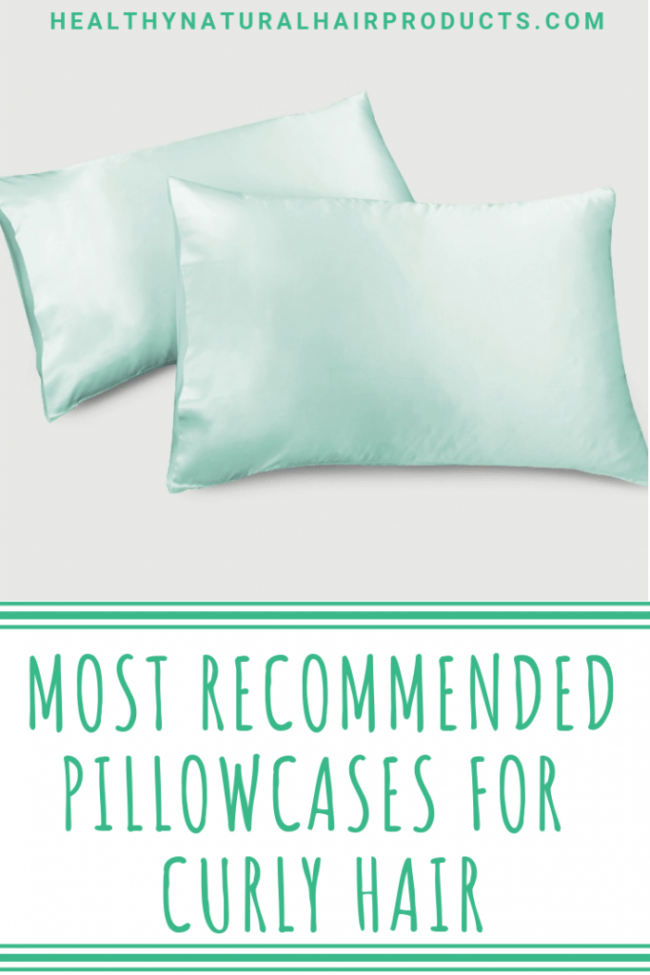 Benefits Of Sleeping On A Silk Or Satin Pillowcase For