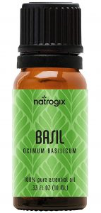 Natrogix Basil Essential Oil