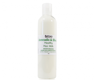 Bel Nouvo Beauty Avocado + Shea Moisturizing Hair Milk