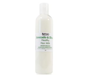 Bel Nouvo Beauty Avocado + Shea Moisturizing Hair Milk