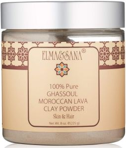 Elma and Sana Moroccan Lava Clay