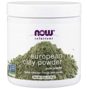 NOW Solutions European Clay Powder for the max hydration method