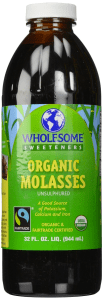 whole sweeteners organic molasses for hair care. Strengthen and soften hair with this great product