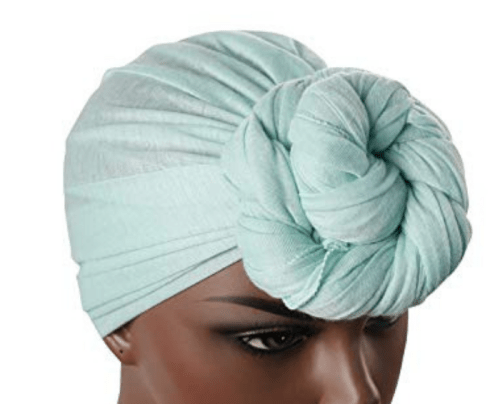 hair accessory Stretch Jersey Turban Head Wrap