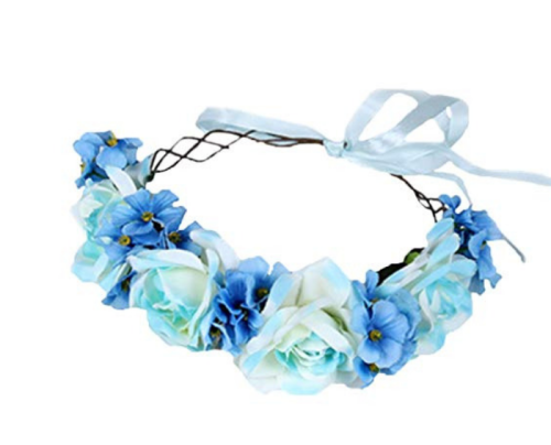 hair accessory Vivivalue Handmade Boho Flower Headband