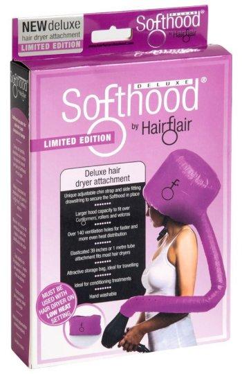 hair flair soft hood dryer