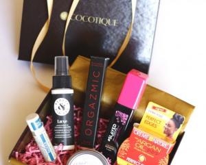 beauty subscription boxes, Cocotique Beauty Box