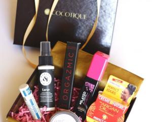 beauty subscription boxes, Cocotique Beauty Box