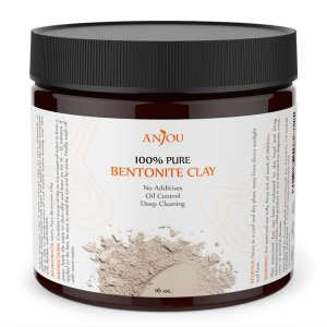Anjou 100% Pure Indian Healing Clay
