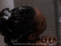 is co washing good for natural hair