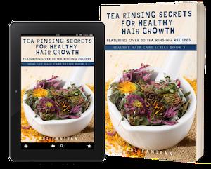 Tea Rinsing Secrets for Healthy Hair Growth Cover smaller
