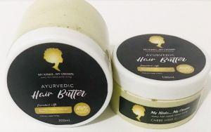 Ayurvedic Hair Butter