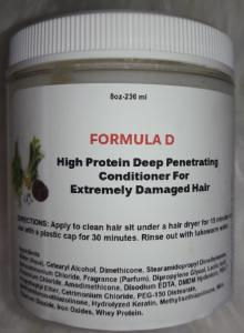 High Protein Deep Penetrating Conditioner