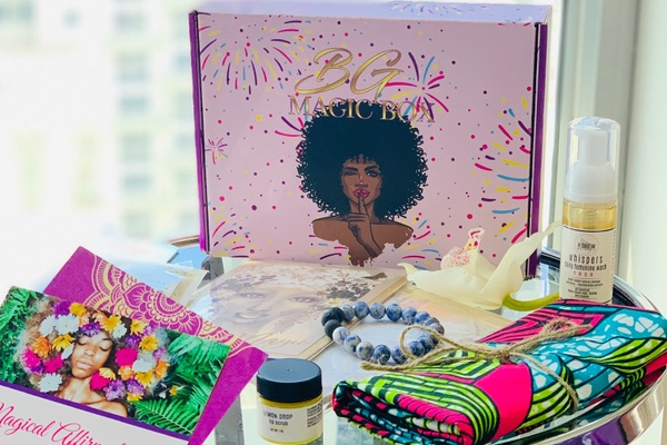 Black Girl Magic Box