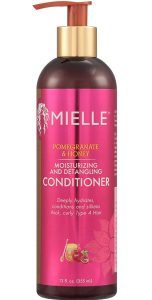 Mielle pomegranate and honey conditioner