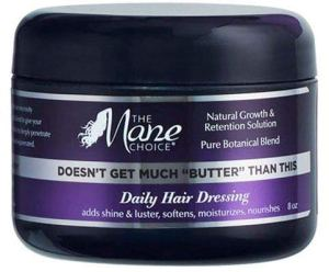The Mane Choice Doesn't Get Much Butter Than This