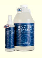 Ancient Minerals Transdermal Magnesium Chloride Products