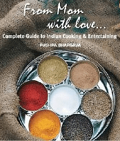 From Mom with Love Indian Cookbook