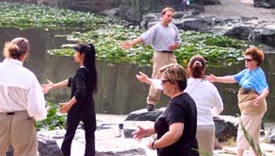 Qigong Group Exercises