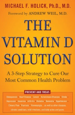 The Vitamin D Solution Bookcover