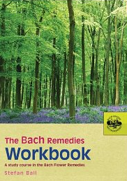 Book Cover of The Bach Remedies Workbook