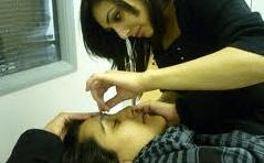 facial hair treatment